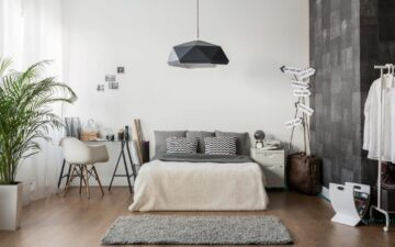 Moderne Loftwohnung in der Nähe zum Alexanderplatz, 10247 Berlin, Etagenwohnung
